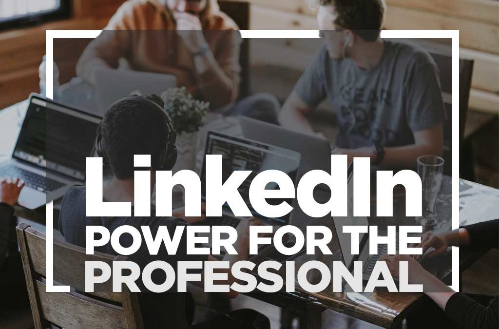 LinkedIn- The Power for the Professional